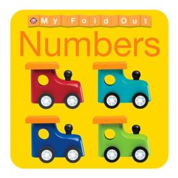 My Fold Out Books Numbers