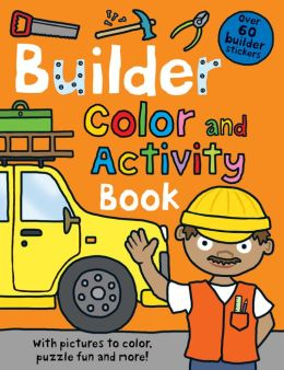 Color and Activity Books Builder