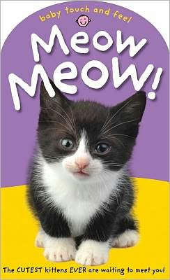 Baby Touch and Feel Meow! Meow!