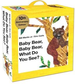 Baby Bear, Baby Bear, What Do You See? (Cloth Book)