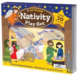 Let's Pretend: Nativity Play Set