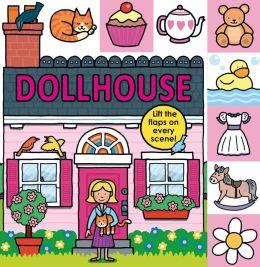 Lift-the-Flap Tab: Dollhouse