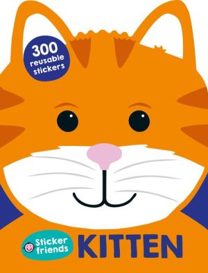 Sticker Friends: Kitten
