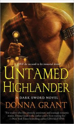 Untamed Highlander (Dark Sword Series #4)