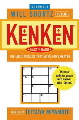 Will Shortz Presents KenKen, Volume 3