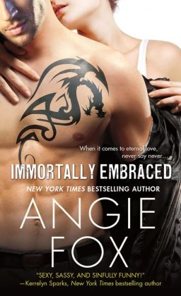 Immortally Embraced (Monster MASH Series #2)