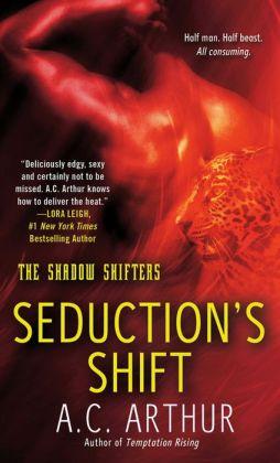 Seduction's Shift (Shadow Shifters Series #2)