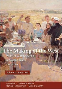 MAKING OF WEST:PEOP...,CONC.V.II-TEXT