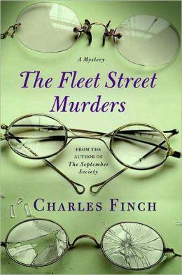 The Fleet Street Murders (Charles Lenox Series #3)