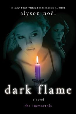Dark Flame (Immortals Series #4)