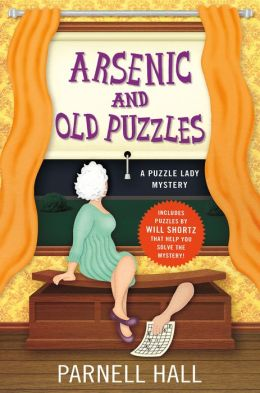 Arsenic and Old Puzzles (Puzzle Lady Series #14)