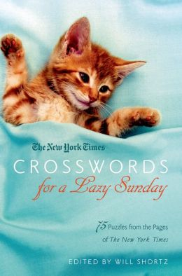 New York Times Crosswords for A Lazy Sunday