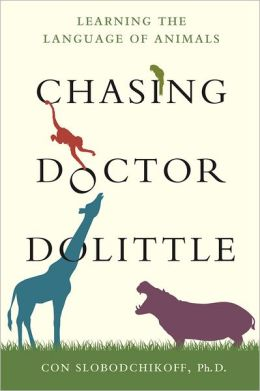 Chasing Doctor Dolittle: Learning the Language of Animals
