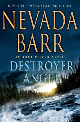 Destroyer Angel (Anna Pigeon Series #18)
