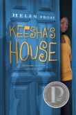 Book Cover Image. Title: Keesha's House, Author: Helen Frost