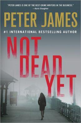 Not Dead Yet (Roy Grace Series #8)
