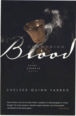 Communion Blood (St. Germain Series #12)