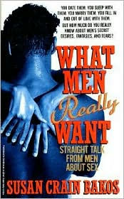 What Men Really Want: Straight Talk From Men about Sex