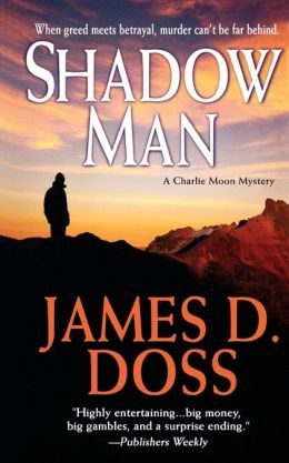 Shadow Man (Charlie Moon Series #10)