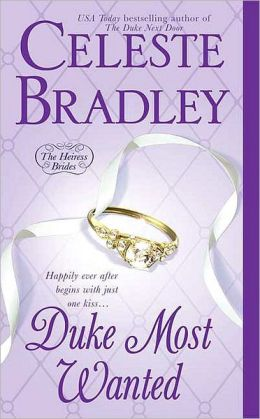 Duke Most Wanted (Heiress Brides Series)