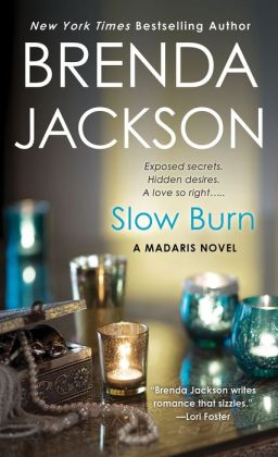 Slow Burn (Madaris Family Series)