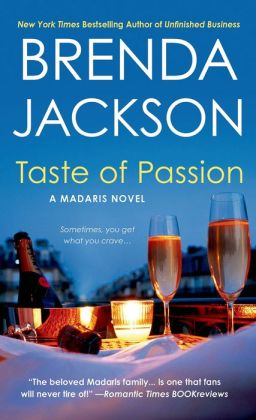Taste of Passion (Madaris Family Series)