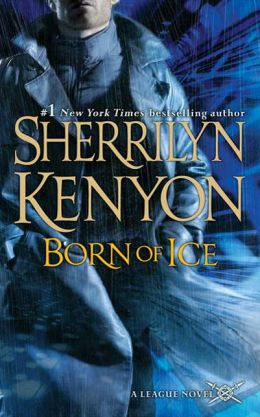 Born of Ice (League Series #3)