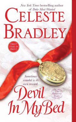Devil in My Bed (Runaway Brides Series)