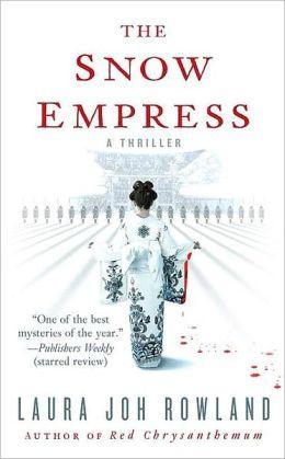 The Snow Empress (Sano Ichiro Series #12)