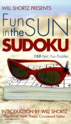 Fun in the Sun Sudoku: 150 Fast, Easy Puzzles