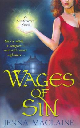 Wages of Sin (Cin Craven Series)