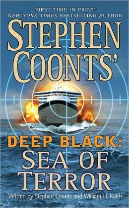 Sea of Terror (Deep Black Series #8)