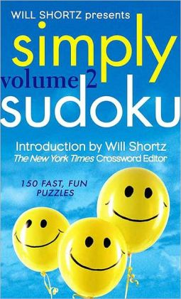 Will Shortz Presents Simply Sudoku