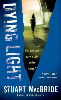 Dying Light (Logan McRae Series #2)