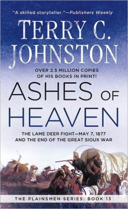 Ashes of Heaven (The Plainsmen Series #13)