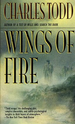 Wings of Fire (Inspector Ian Rutledge Series #2)