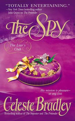 The Spy (Liar's Club Series #3)