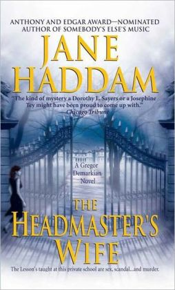 The Headmaster's Wife (Gregor Demarkian Series #20)
