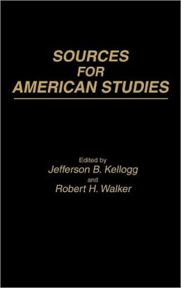 Sources for American Studies