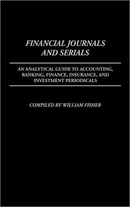 Financial Journals And Serials
