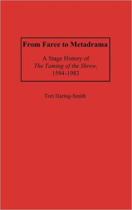 From Farce To Metadrama