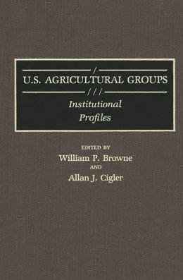 U.S. Agricultural Groups