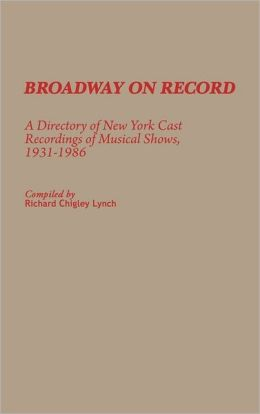 Broadway On Record