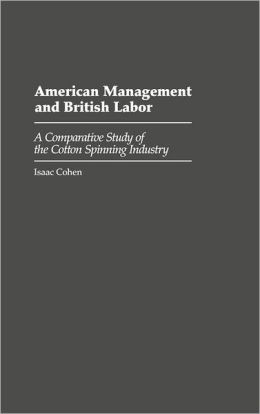 American Management And British Labor