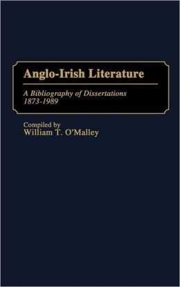 Anglo-Irish Literature