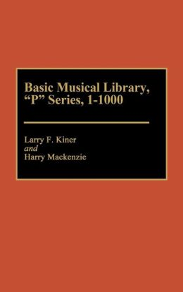 Basic Musical Library,