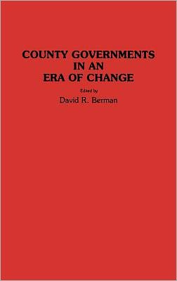County Governments In An Era Of Change