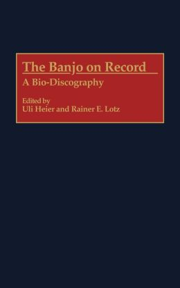 The Banjo On Record