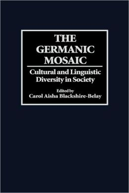 The Germanic Mosaic: Cultural and Linguistic Diversity in Society