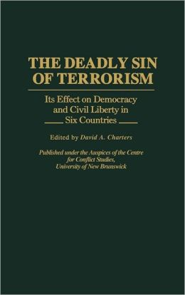 The Deadly Sin Of Terrorism